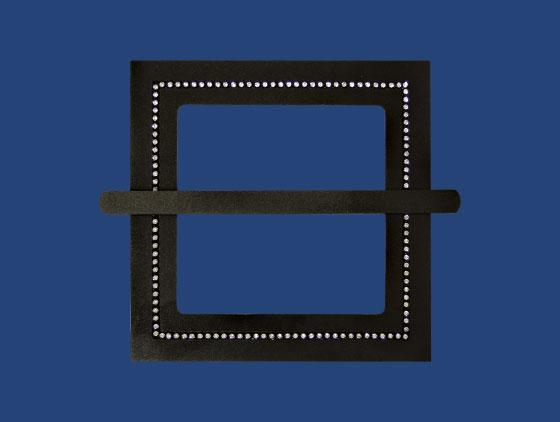 Square Black Cupchain
